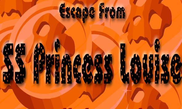 Escape From SS Princess Louise poster