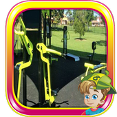Workout Room Escape icon