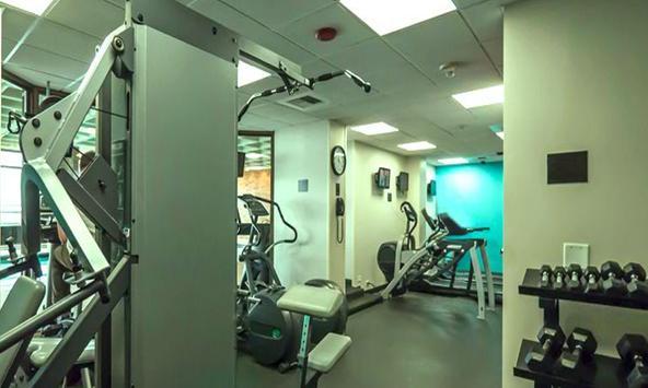 Workout Room Escape apk screenshot