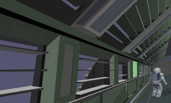 Sci Fi Ship Escape apk screenshot