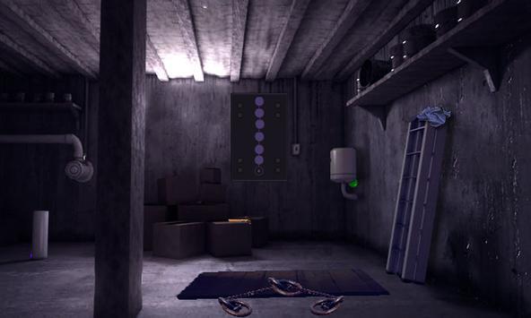 Secret Way Cellar Door Escape poster