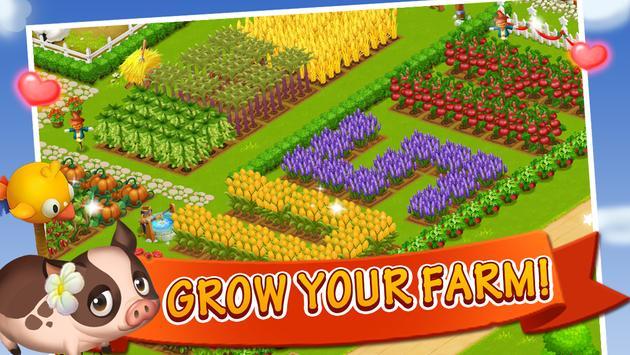 Happy Farm:Candy Day apk screenshot