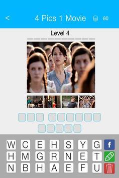 4 Pics 1 Movie screenshot 1