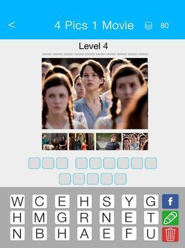 4 Pics 1 Movie screenshot 5