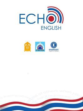 EchoEnglish เรียนภาษาอังกฤษฟรี apk screenshot