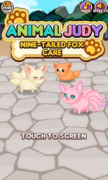 Animal Judy: Nine-Tailed Fox poster