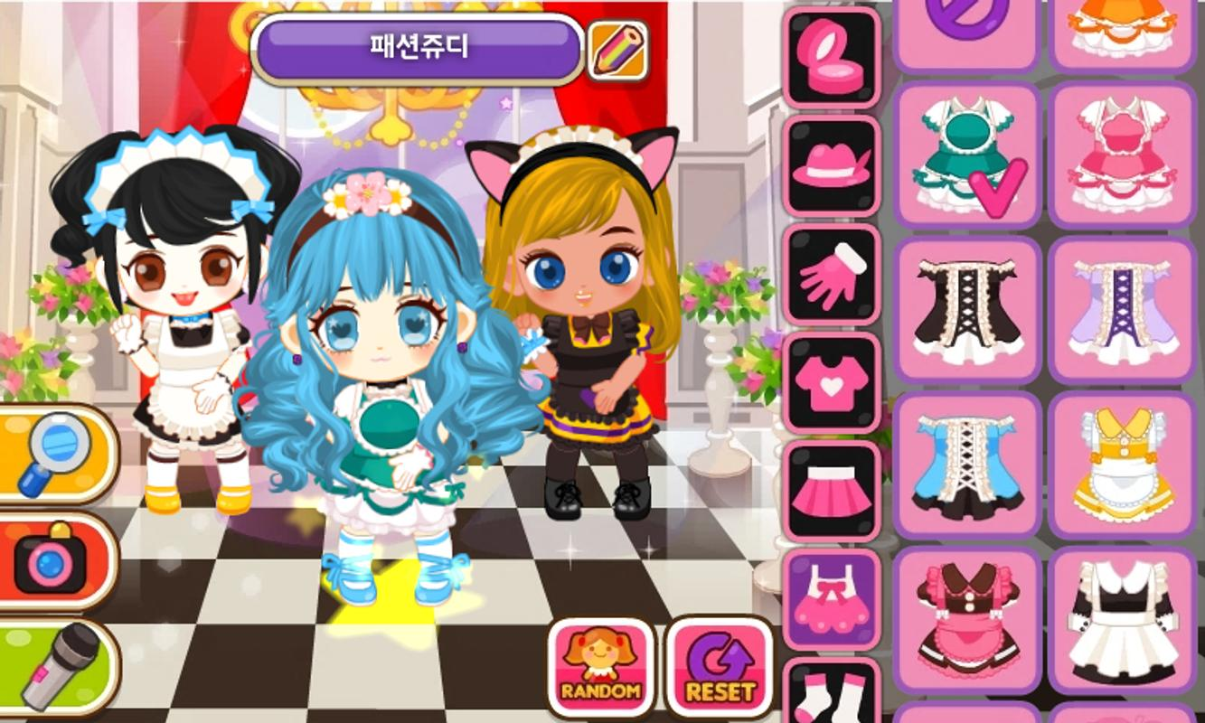 Fashion Judy Maid Style Apk Download Free Casual Game For Android