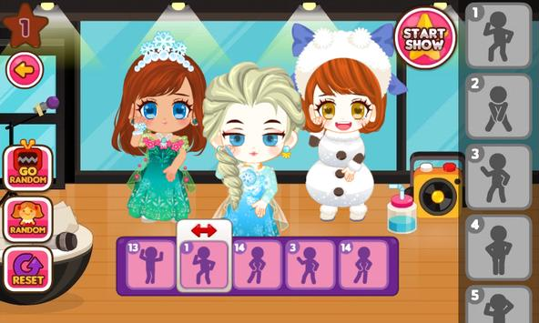 Fashion Judy: Snow Queen style apk screenshot