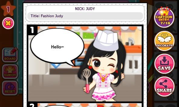 Fashion Judy: Chef style screenshot 7