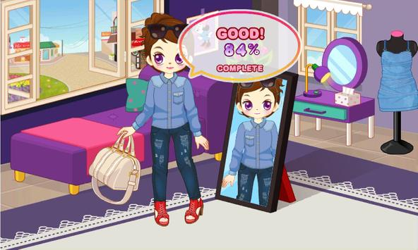 Judy's Retro DeNim-Dress Up apk screenshot