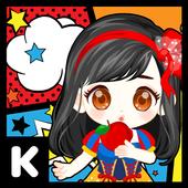 Webtoon Judy : SnowWhite Story icon