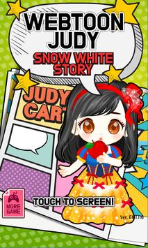 Webtoon Judy : SnowWhite Story poster