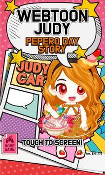 Webtoon Judy : PeperoDay Story poster