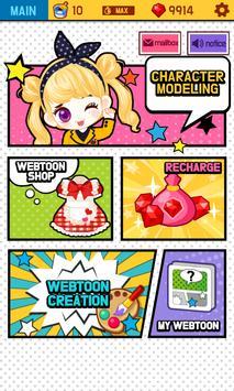 Webtoon Judy : PeperoDay Story apk screenshot