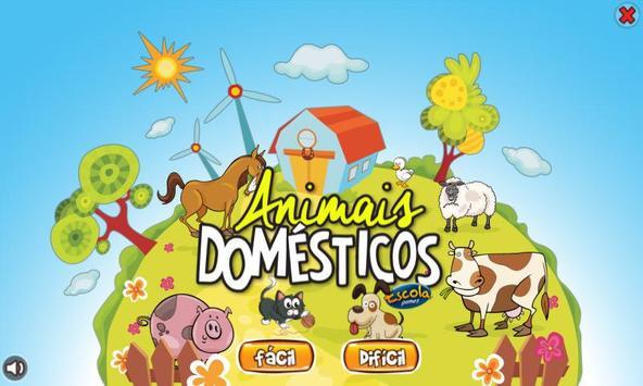 Animais Domésticos poster