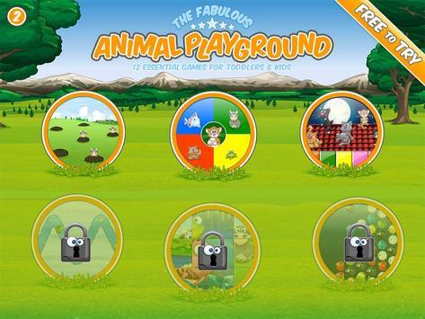 6 Free Animal Games for Kids apk screenshot
