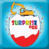 🚚 Excavator Puzzle For Kids icon