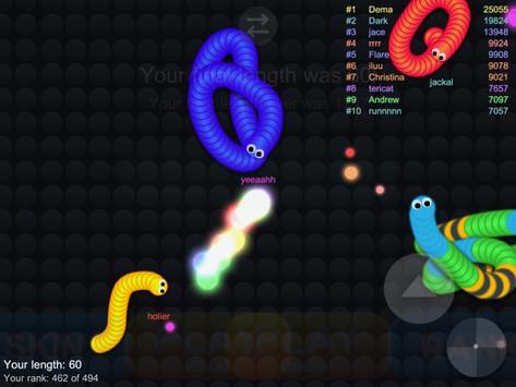 Snither Snake Battle IO 2017 apk screenshot