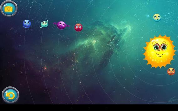 الكواكب الشمسية screenshot 1