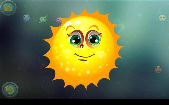 الكواكب الشمسية screenshot 2