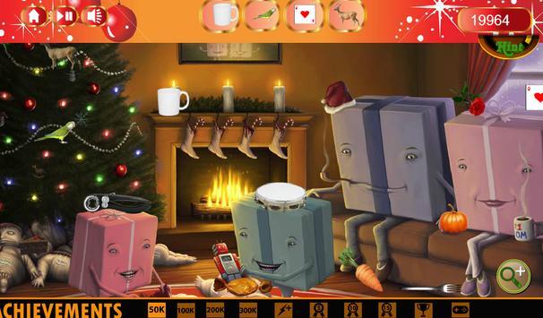 Christmas Lights Hidden Object poster