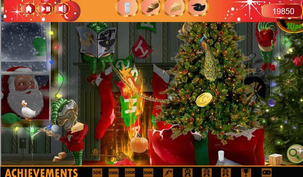 Christmas Lights Hidden Object apk screenshot