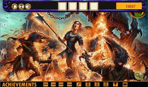 Wizard War Hidden Object poster