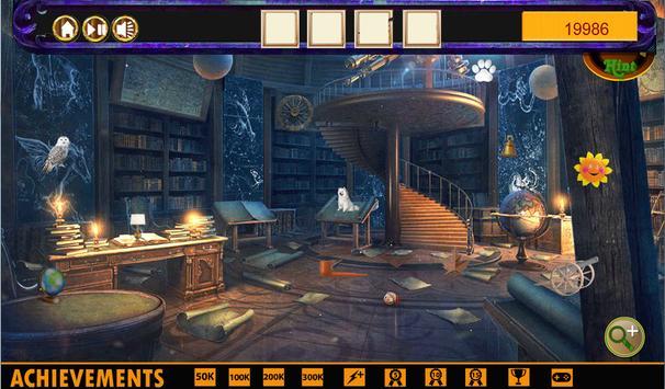 Wizard War Hidden Object apk screenshot