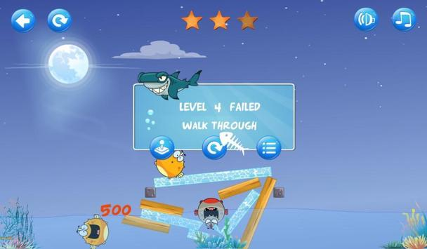 Good Fish Bad Fish Free apk screenshot