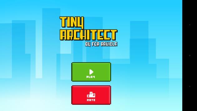 Tiny Architect poster