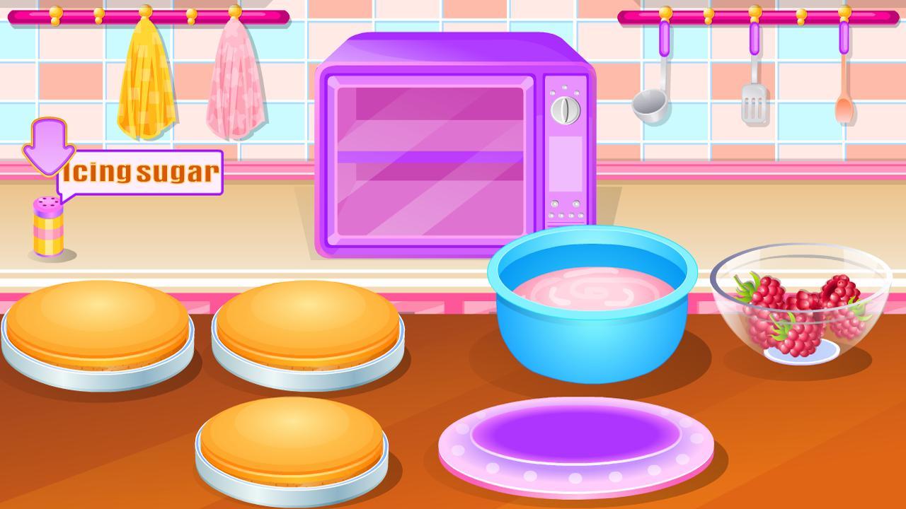 Permainan Memasak Kue Buah For Android Apk Download