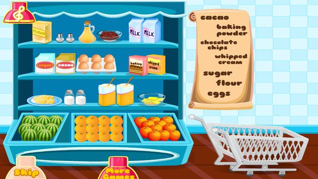 Cake Maker - Cooking games apk screenshot