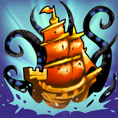 Ships vs Sea Monsters icon