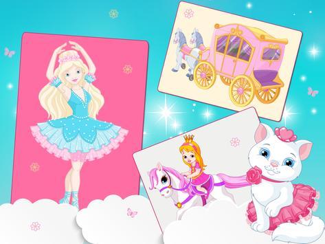 Princess Adventures Puzzles screenshot 1