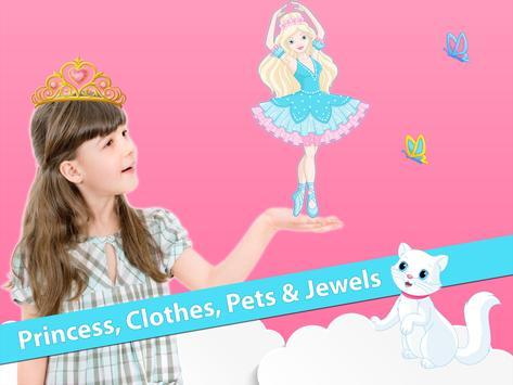 Princess Adventures Puzzles screenshot 2