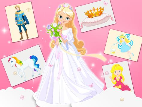 Princess Adventures Puzzles screenshot 4