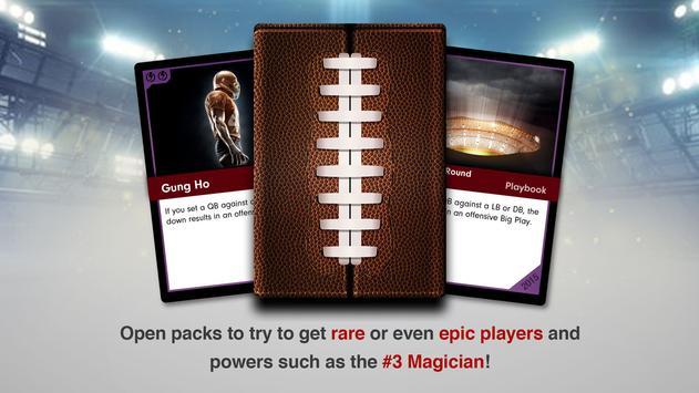 Dynasty Football Card Game screenshot 1