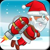 Flappy Santa Christmas Game icon