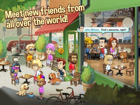 Friendbase Chat, Create, Play apk screenshot