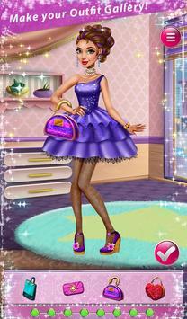 Dress up Game: Tris Homecoming screenshot 11