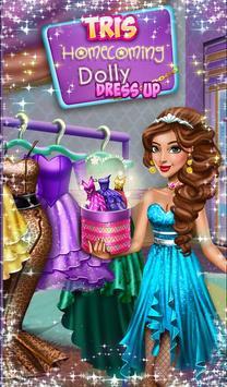 Dress up Game: Tris Homecoming screenshot 8