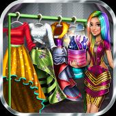 Dress up Game: Tris Runway icon