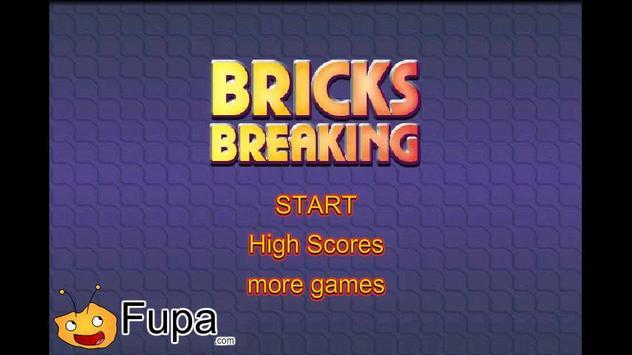 Bricks Breaking Free poster
