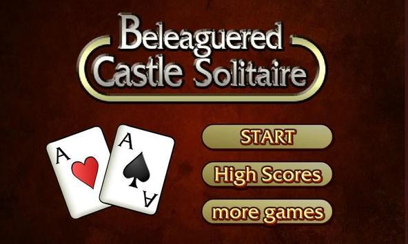 Castle Solitaire Free poster