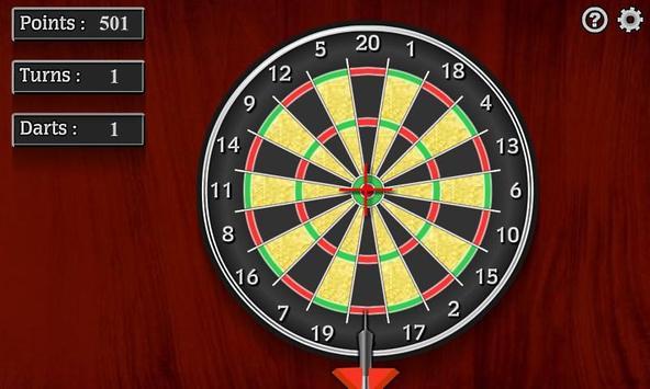 Darts Free apk screenshot