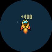 Galaxy Explorer Free icon