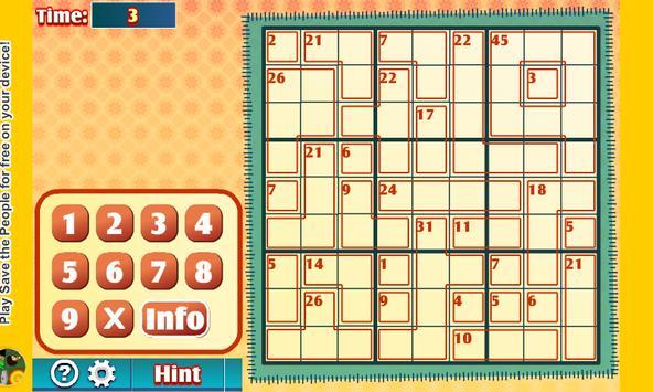 Killer Sudoku screenshot 3