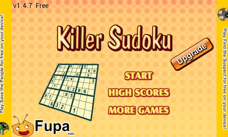 Killer Sudoku for Android - APK Download