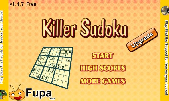 Killer Sudoku screenshot 8