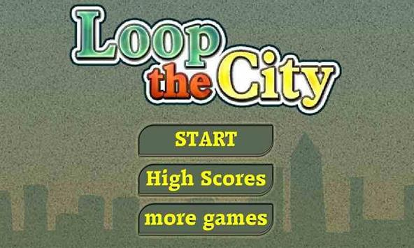 Loop the City Free poster